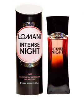 Nước hoa nữ Lomani Intense Night - 100ml, hính hãng